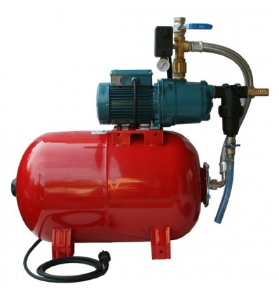 POMPES H2O PRESSOJET 75-110 home booster pump 100L