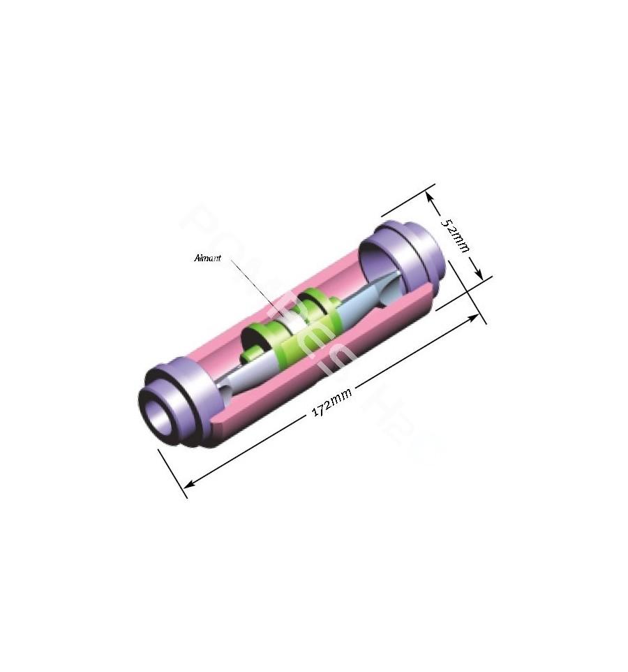 Magnetic softener MAG 2/1