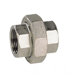 316L stainless steel union F/F