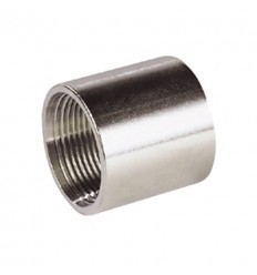316L stainless steel coupling female female