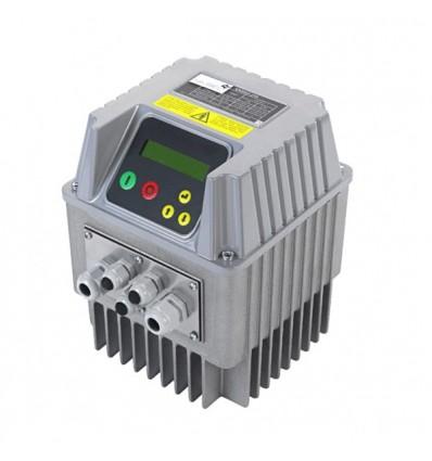 Variateur de vitesse pour pompe à eau, Adduction, Irrigation, Surpression - Vasco 209-214 M3 - mono 230V - tri 230V