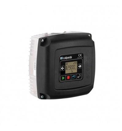 Variateur de vitesse pompe (mono 230V - tri 230V) EASYMAT MT - Livré avec transmetteur de pression
