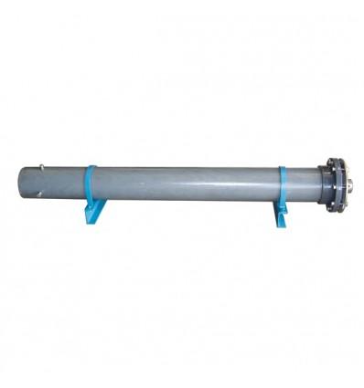"""Jupe de refroidissement PVC pour pompe forage 4"""" et 6"""""""