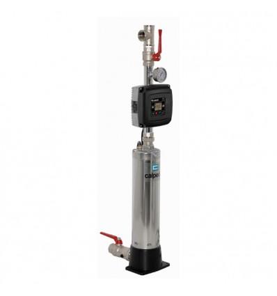Surpresseur inox pression constante pompe étanche inox 0 à 8 m3/h