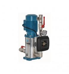 Surpresseur équipé sur châssis avec variateur de fréquence pompe verticale débit de 0 à 4.5 m3:h
