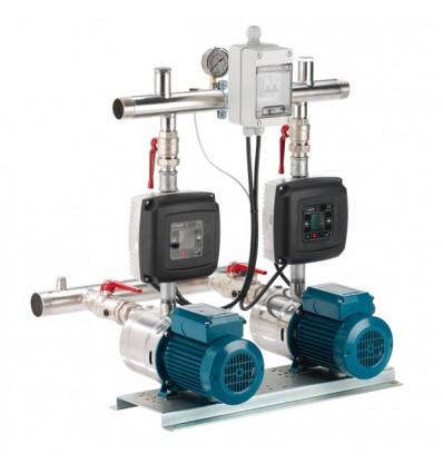 Surpresseur à vitesse variable avec pompe MXH 203-205