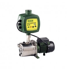 JETLY EURO 40/80M variable speed booster pump in stainless steel from 0 to  6 m3/h