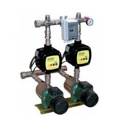 Surpresseur à vitesse variable 2 pompes EURO INOX - 0 à 13 m3/h