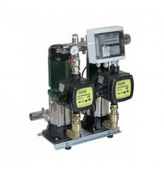 Surpresseur à vitesse variable 2 pompes KVC AD 45/120 tri - KVC AD 60/120 Tri - 2 à 22 m3/h