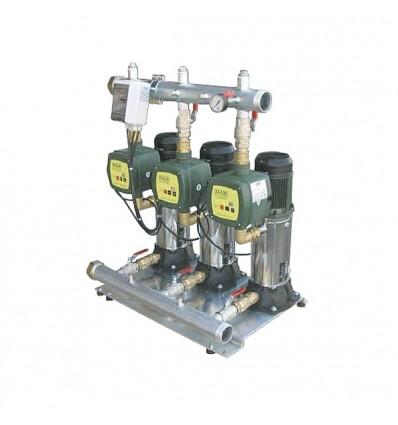 Surpresseur à vitesse variable 2 pompes KVC-X AD - 2 à 33 m3/h