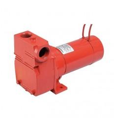 Pompe de transfert gasoil 12V - 24V service continu (0,37 Kw)