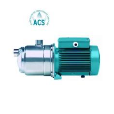 CALPEDA MXAM self-priming multistage pump in stainless steel 230V