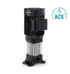 Pompe multicellulaire vertical inox (400V) CMV 3