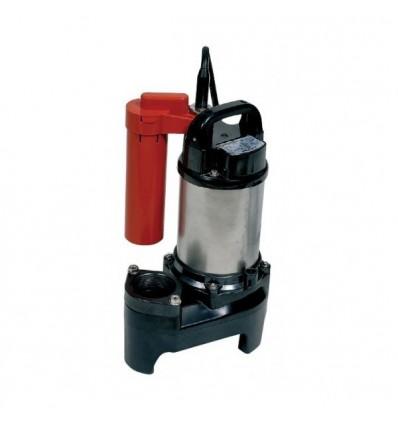 Pompe de relevage à roue vortex (anti-colmatage) POMA