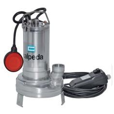 Pompe de relevage tout inox roue vortex GXVM 40 (230V)