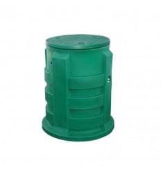 Cuve cylindrique enterrable polyéthylène (non alimentaire)