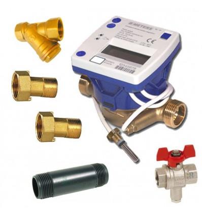 Compteur d'énergie (chauffage ou climatisation) - HYDROCAL