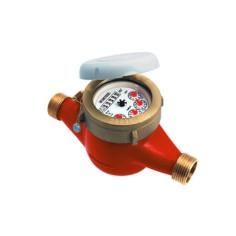 Compteur première prise eau chaude