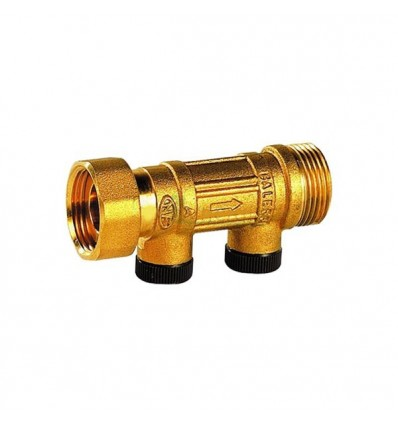 EA type anti-pollution check valve double drain