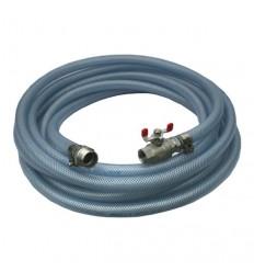 Tuyaux rallonge tuyau kit de refoulement et d 39 aspiration pompes h2o - Aspirateur a eau avec pompe de refoulement ...
