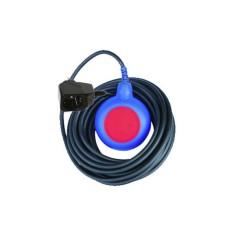 Interrupteur à flotteur (eaux usées) + Prise télécommande 16A - CET