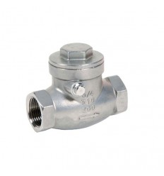 316 Stainless steel swing check non-return valve