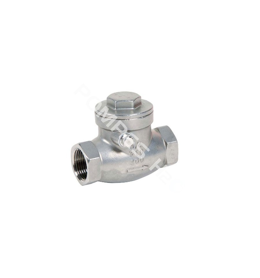 1//4 7 mm CHEMICAL FILTER with Non Return Valve for Pressure Washer