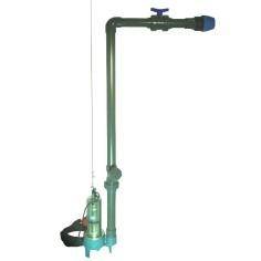 Kit pompe de relevage eaux usées - eaux vannes - DN50