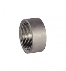 Stainless steel AISI 316 pipe fitting F F