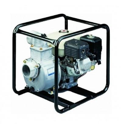 Motopompe essence sans plomb Moteur Honda GX160U1 de 5.5CV Pompe Tsurumi TE3 80 HA - Débit nominal 37 m3/h à 17 m