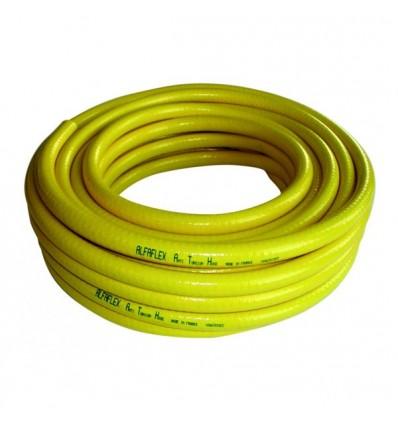 Tuyau PVC 5 couches pour l'arrosage et multi-usages eau domestique et industriel - Alfaflex ATH (Anti Torsion Hose)