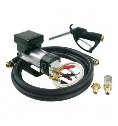 Pompe de transvasement huile max 600 cSt, amorçage automatique - 2m, débit 10 l/min
