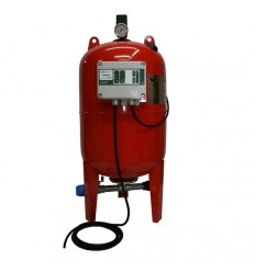 POMPES H2O boosting unit with 230 V connection submersible pump