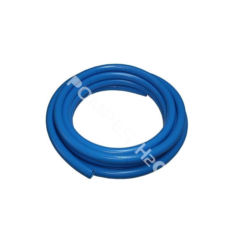 Tuyau pvc souple renforc d 39 une spirale dn50 for Tuyau piscine 50 mm