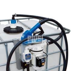 Groupe de distribution AdBlue pour réservoir IBC 1000L (230V)