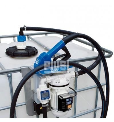 Groupe de distribution AdBlue pour réservoir IBC 1000L - Alimenation 12V