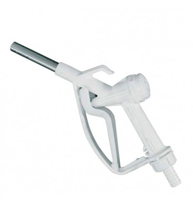 Pistolet de distribution plastique avec bec verseur inox - NOZZEL-S