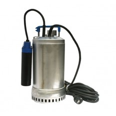 FLYGT Steelinox SXM 5-7-11 stainless steel draining pump 230 V