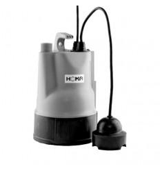 Pompe de relevage anti-inondation avec détection par électrode