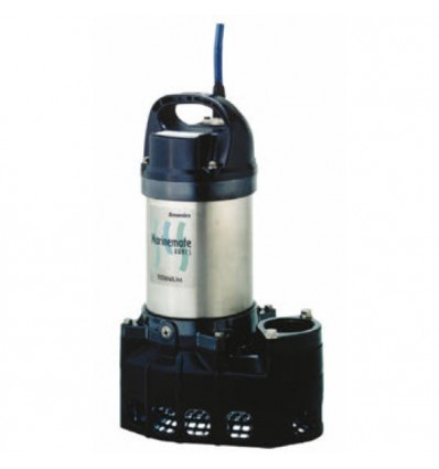 Pompe submersible en Titane Tsurumi TM2 - Pompage d'eau de mer et liquides corrosifs