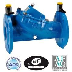 Clapet antipollution contrôlable Bayard Norepol EA - protection contre les dépressions et contre-pressions