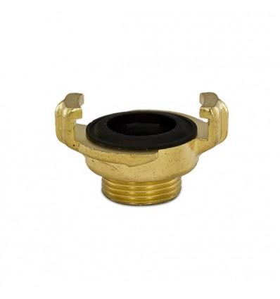Raccord laiton GK Mâle DN10 à DN38 mm