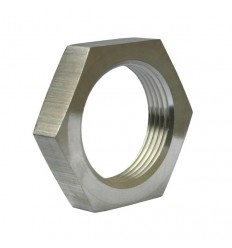Ecrou hexagonal inox 316L (usiné)