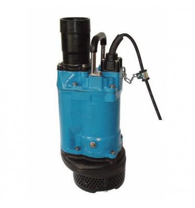Pompe d'épuisement pour liquides très agressifs et corrosifs - Tsurumi KTZ