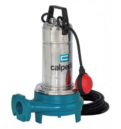 Pompe broyeuse à roue dilacératrice Calpeda GQG 6