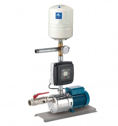 CALPEDA MXH variable speed booster pump from 0 to  4.5 m3/h