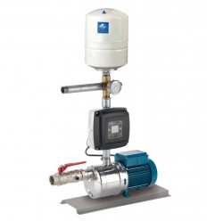 Surpresseur à vitesse variable avec pompe MXH 0 à 13 m3/h