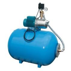 Supresseur horizontal 300L avec pompe 1.50 Kw