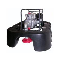 Motopompe incendie 5.5 CV sur flotteur