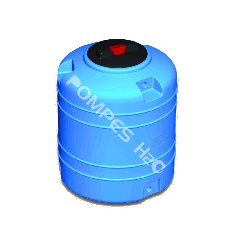 R servoir vertical en poly thyl ne avec bouchon vissable - Cuve stockage eau potable ...